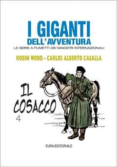 Copertina GIGANTI DELL'AVVENTURA (I) n.64 - IL COSACCO 4, EDITORIALE AUREA