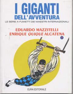 Copertina GIGANTI DELL'AVVENTURA (I) n.65 - MAZZITELLI E ALCATENA, EDITORIALE AUREA