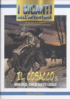 Copertina GIGANTI DELL'AVVENTURA (I) n.67 - IL COSACCO, EDITORIALE AUREA