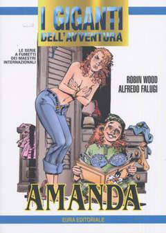 Copertina GIGANTI DELL'AVVENTURA (I) n.69 - AMANDA, EDITORIALE AUREA