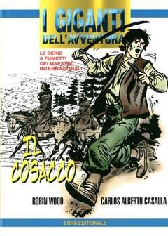 Copertina GIGANTI DELL'AVVENTURA (I) n.75 - IL COSACCO, EDITORIALE AUREA