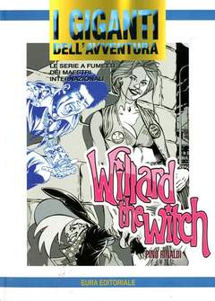 Copertina GIGANTI DELL'AVVENTURA (I) n.76 - WILLARD THE WITCH, EDITORIALE AUREA