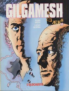 Copertina GILGAMESH n.5 - L'OLOCAUSTO, EDITORIALE AUREA