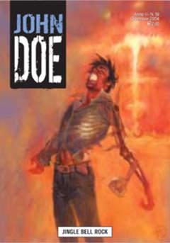 Copertina JOHN DOE n.19 - Jengle Bells Rock, EDITORIALE AUREA