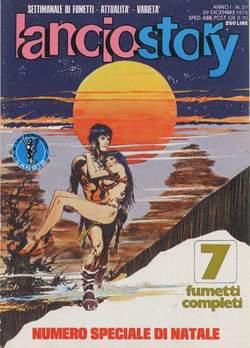 Copertina LANCIOSTORY ANNO 01 n.37 - LANCIOSTORY 1975   37, EDITORIALE AUREA