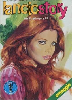 Copertina LANCIOSTORY ANNO 01 n. - LANCIOSTORY 1975    0, EDITORIALE AUREA