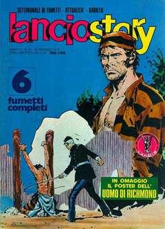 Copertina LANCIOSTORY ANNO 02 n.21 - LANCIOSTORY 1976   21, EDITORIALE AUREA