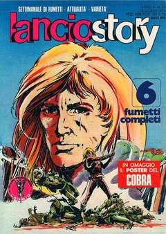 Copertina LANCIOSTORY ANNO 02 n.27 - LANCIOSTORY 1976   27, EDITORIALE AUREA
