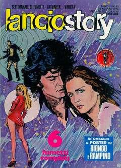 Copertina LANCIOSTORY ANNO 02 n.33 - LANCIOSTORY 1976   33, EDITORIALE AUREA