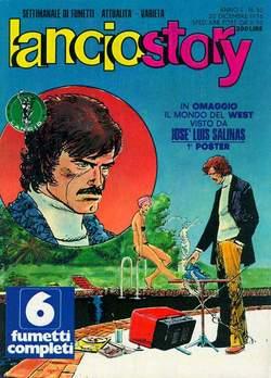 Copertina LANCIOSTORY ANNO 02 n.50 - LANCIOSTORY 1976   50, EDITORIALE AUREA