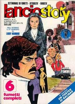 Copertina LANCIOSTORY ANNO 03 n.17 - LANCIOSTORY 1977   17, EDITORIALE AUREA