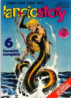 Copertina LANCIOSTORY ANNO 03 n.21 - LANCIOSTORY 1977   21, EDITORIALE AUREA