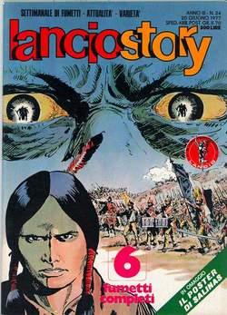 Copertina LANCIOSTORY ANNO 03 n.24 - LANCIOSTORY 1977   24, EDITORIALE AUREA