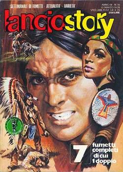 Copertina LANCIOSTORY ANNO 04 n.10 - LANCIOSTORY 1978   10, EDITORIALE AUREA
