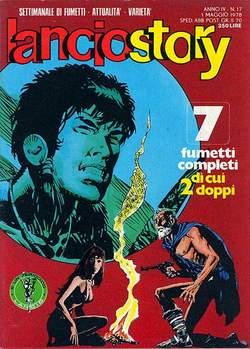 Copertina LANCIOSTORY ANNO 04 n.17 - LANCIOSTORY 1978   17, EDITORIALE AUREA