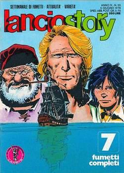 Copertina LANCIOSTORY ANNO 04 n.22 - LANCIOSTORY 1978   22, EDITORIALE AUREA