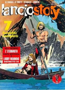 Copertina LANCIOSTORY ANNO 04 n.44 - LANCIOSTORY 1978   44, EDITORIALE AUREA