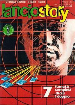 Copertina LANCIOSTORY ANNO 04 n.9 - LANCIOSTORY 1978    9, EDITORIALE AUREA
