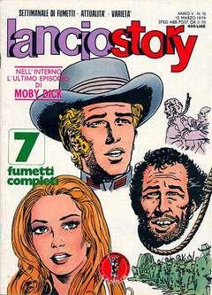 Copertina LANCIOSTORY ANNO 05 n.10 - LANCIOSTORY 1979   10, EDITORIALE AUREA