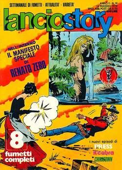 Copertina LANCIOSTORY ANNO 05 n.19 - LANCIOSTORY 1979   19, EDITORIALE AUREA