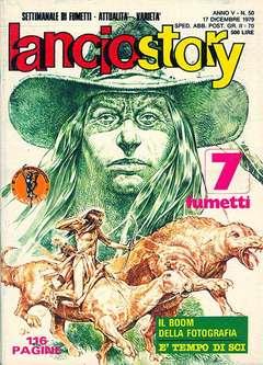 Copertina LANCIOSTORY ANNO 05 n.50 - LANCIOSTORY 1979   50, EDITORIALE AUREA
