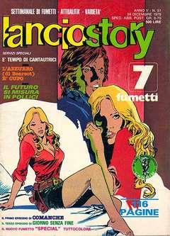 Copertina LANCIOSTORY ANNO 05 n.51 - LANCIOSTORY 1979   51, EDITORIALE AUREA