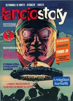 Copertina LANCIOSTORY ANNO 06 n.11 - LANCIOSTORY 1980   11, EDITORIALE AUREA
