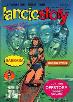 Copertina LANCIOSTORY ANNO 06 n.29 - LANCIOSTORY 1980   29, EDITORIALE AUREA