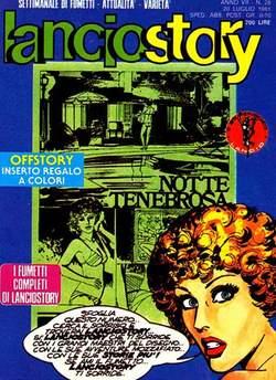 Copertina LANCIOSTORY ANNO 07 n.28 - LANCIOSTORY 1981   28, EDITORIALE AUREA