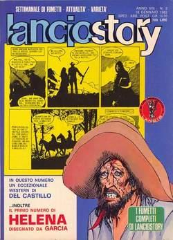 Copertina LANCIOSTORY ANNO 08 n.2 - LANCIOSTORY 1982    2, EDITORIALE AUREA