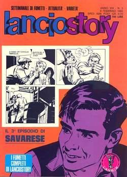 Copertina LANCIOSTORY ANNO 08 n.5 - LANCIOSTORY 1982    5, EDITORIALE AUREA