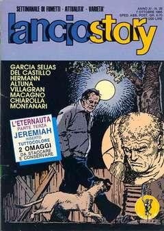 Copertina LANCIOSTORY ANNO 11 n.39 - LANCIOSTORY 1985   39, EDITORIALE AUREA