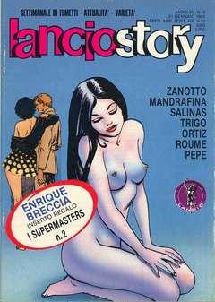 Copertina LANCIOSTORY ANNO 11 n.2 - LANCIOSTORY 1985    2, EDITORIALE AUREA