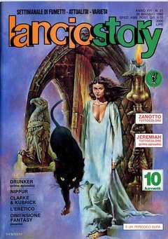 Copertina LANCIOSTORY ANNO 16 n.21 - LANCIOSTORY 1990   21, EDITORIALE AUREA