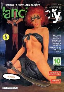 Copertina LANCIOSTORY ANNO 16 n.23 - LANCIOSTORY 1990   23, EDITORIALE AUREA