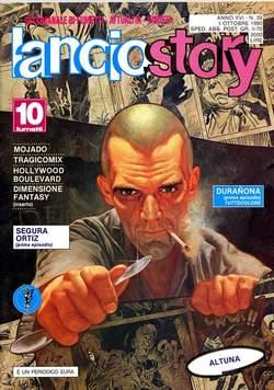 Copertina LANCIOSTORY ANNO 16 n.39 - LANCIOSTORY 1990   39, EDITORIALE AUREA