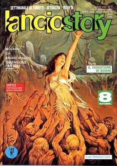 Copertina LANCIOSTORY ANNO 16 n.7 - LANCIOSTORY 1990    7, EDITORIALE AUREA