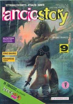 Copertina LANCIOSTORY ANNO 18 n.18 - LANCIOSTORY 1992   18, EDITORIALE AUREA
