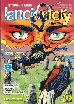 Copertina LANCIOSTORY ANNO 19 n.51 - LANCIOSTORY 1993   51, EDITORIALE AUREA