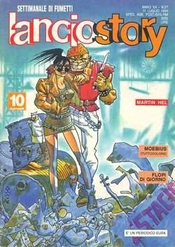 Copertina LANCIOSTORY ANNO 20 n.27 - LANCIOSTORY 1994   27, EDITORIALE AUREA
