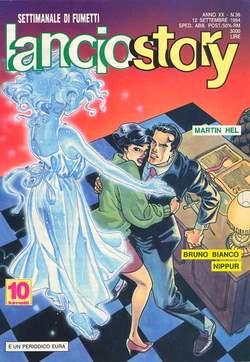 Copertina LANCIOSTORY ANNO 20 n.36 - LANCIOSTORY 1994   36, EDITORIALE AUREA