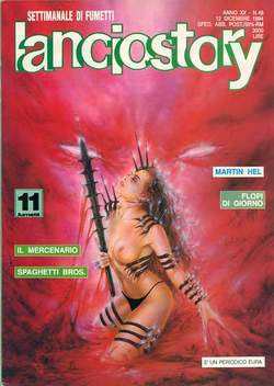 Copertina LANCIOSTORY ANNO 20 n.49 - LANCIOSTORY 1994   49, EDITORIALE AUREA