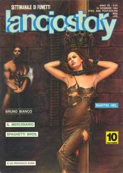 Copertina LANCIOSTORY ANNO 20 n.50 - LANCIOSTORY 1994   50, EDITORIALE AUREA
