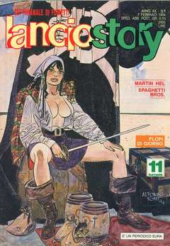 Copertina LANCIOSTORY ANNO 20 n.5 - LANCIOSTORY 1994    5, EDITORIALE AUREA