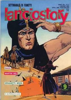 Copertina LANCIOSTORY ANNO 21 n.17 - LANCIOSTORY 1995   17, EDITORIALE AUREA