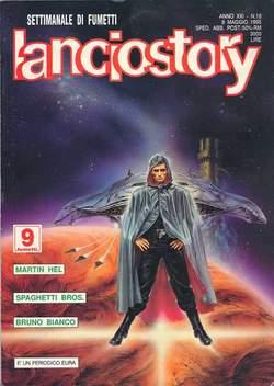 Copertina LANCIOSTORY ANNO 21 n.18 - LANCIOSTORY 1995   18, EDITORIALE AUREA