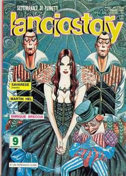 Copertina LANCIOSTORY ANNO 21 n.36 - LANCIOSTORY 1995   36, EDITORIALE AUREA