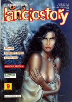 Copertina LANCIOSTORY ANNO 21 n.48 - LANCIOSTORY 1995   48, EDITORIALE AUREA