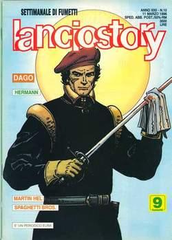 Copertina LANCIOSTORY ANNO 22 n.10 - LANCIOSTORY 1996   10, EDITORIALE AUREA