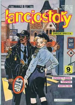 Copertina LANCIOSTORY ANNO 22 n.15 - LANCIOSTORY 1996   15, EDITORIALE AUREA